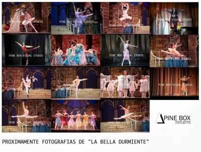 Nueva generación del Ballet Concierto Dominicano