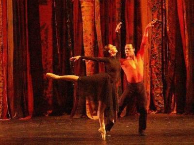 El hombre en la danza clásica. El ballet